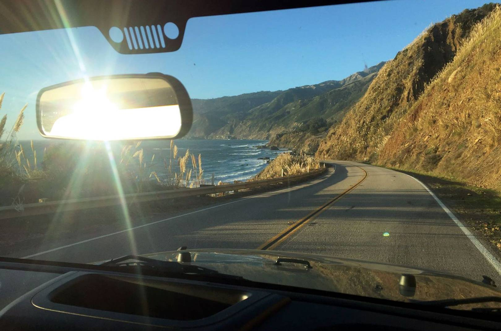 California Road Trip Plan 2017