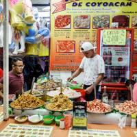 7) Mercado de Coyoácan