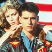 Maverick in Top Gun (1986)