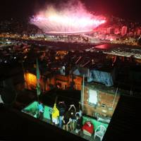 Olympics Day 1: Opening Ceremony