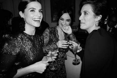 Charlotte Riley, Hayley Squires and Vicky McClure