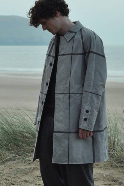 Lamler Atlantic Trench coat