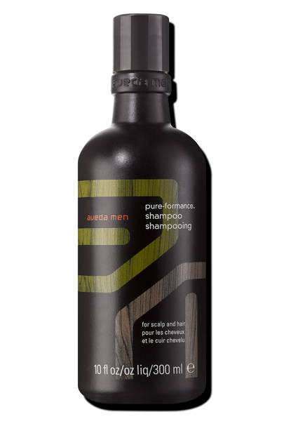 Pureformance shampoo by Aveda Men