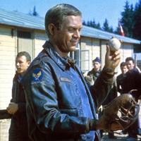 Hilts 'The Cooler King' in The Great Escape (1963)