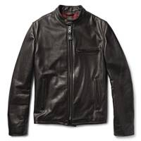 Biker jacket by Schott