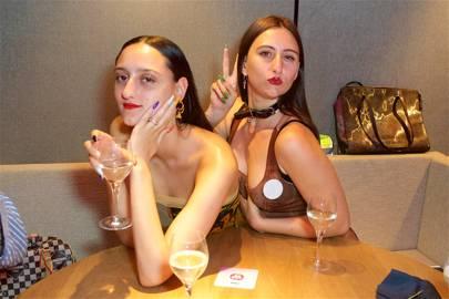 Jess Maybury and Reba Maybury