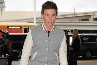 Eddie Redmayne shows you how to prep for 2016
