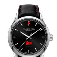 Limited Edition Freelancer David Bowie by Raymond Weil