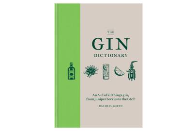The Gin Dictionary by David T Smith