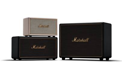 Wireless multi-room system by Marshall