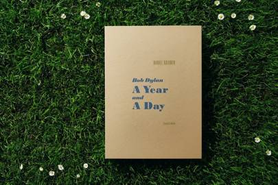 Daniel Kramer, Bob Dylan: A Year and a Day photobook