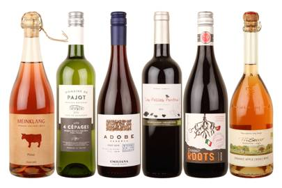 The Festive six pack from Vintage Roots