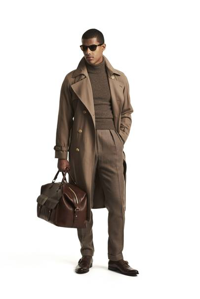 e91ca31d830d Ralph Lauren Autumn Winter 2017 Menswear show report