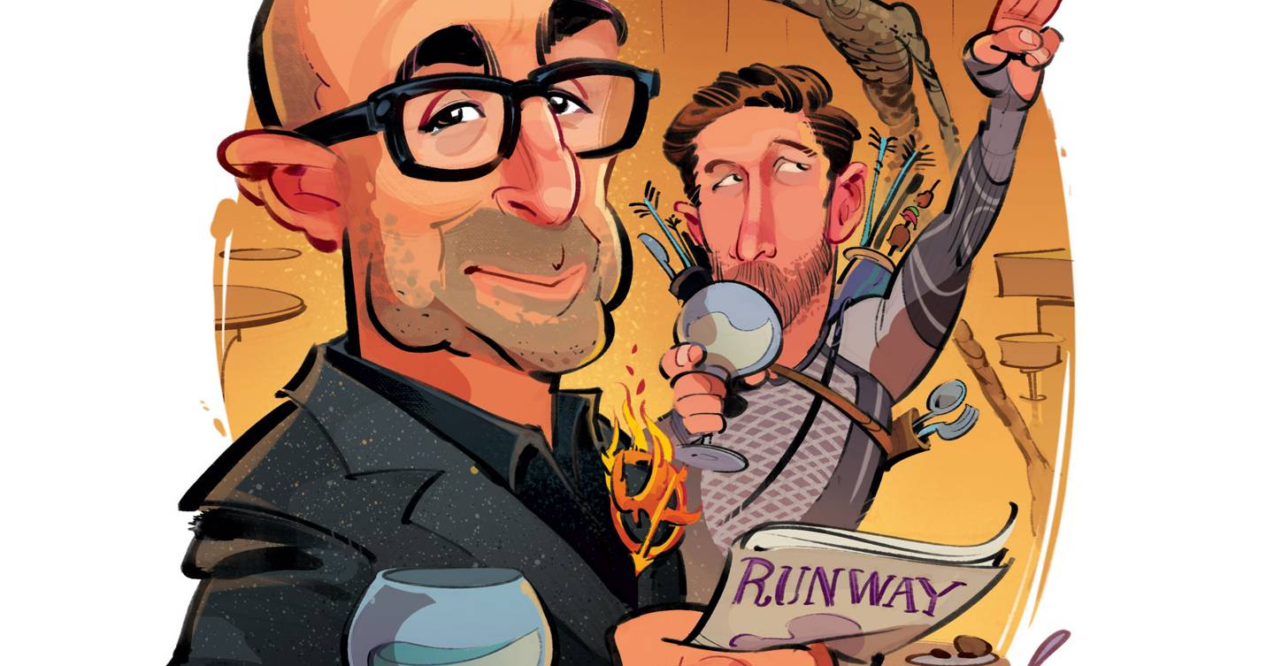 Stanley Tucci On His Love For Food And Italian Heritage  British Gq-5004