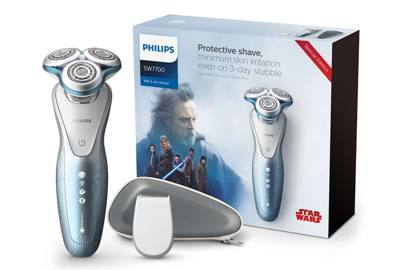 'The Last Jedi' electric shavers