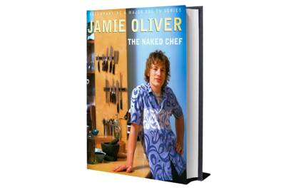 Jamie Oliver is The Naked Chef