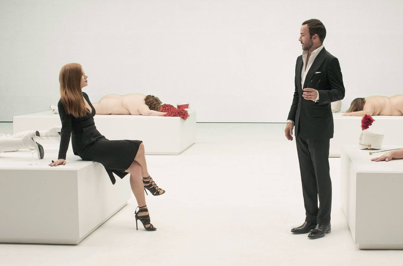 2016 Nocturnal Animals Review Assessing The Style In The New Tom Ford Movie British Gq British Gq Nocturnal Animals Review Assessing The Style In The New Tom Ford