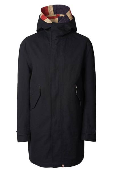b0541572b4a75 Waterproof parka by Pretty Green