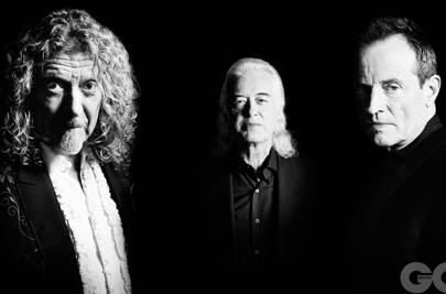 Led Zeppelin, 2008
