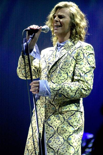 2000: David Bowie