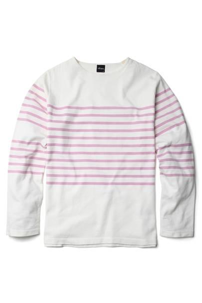 Albam striped Breton shirt