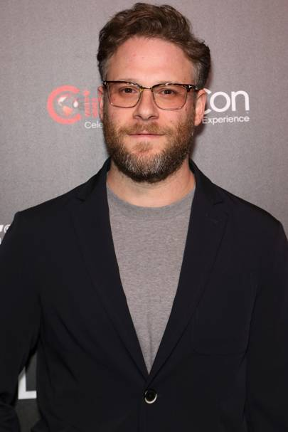 Seth Rogen's style transformation is a hair thing too