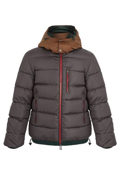 Gres quilted down jacket by Moncler