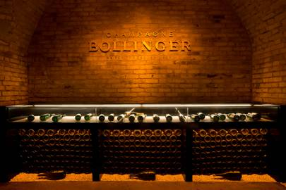 A first look at Bollinger's latest release, La Grande Année 2008
