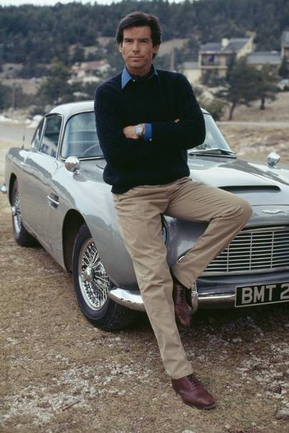 James Bond S Aston Martin Db5 Is Being Relaunched British Gq