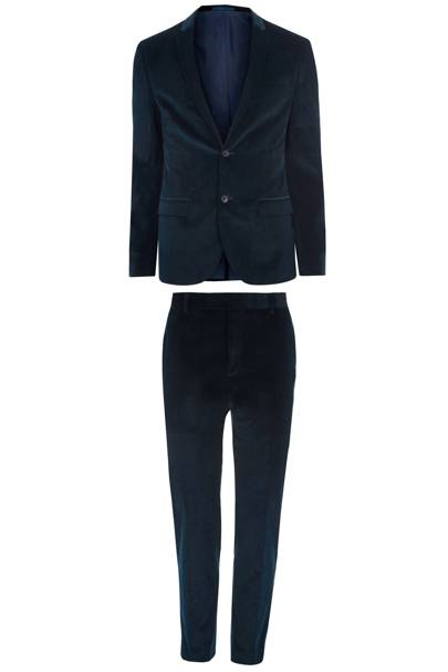 Corduroy suit by River Island