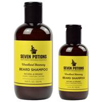 Woodland Harmony Beard Shampoo by Seven Potions