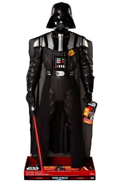 Four-foot Darth Vader figure