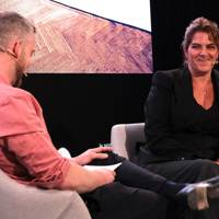 Tracey Emin in conversation with Russell Tovey