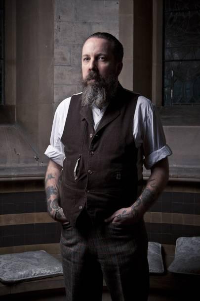42. Andrew Weatherall