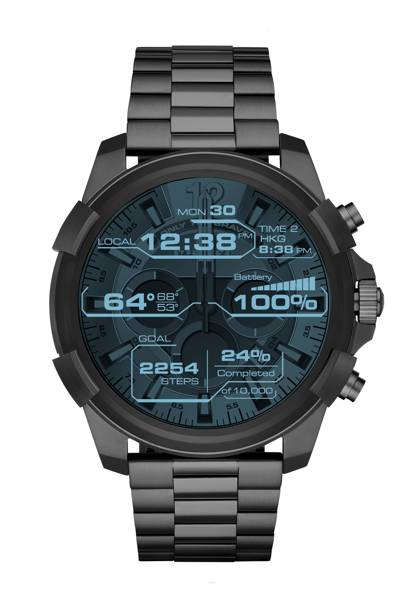 'Full Guard' touchscreen smartwatch by Diesel