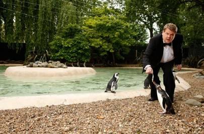 Comedian: James Corden