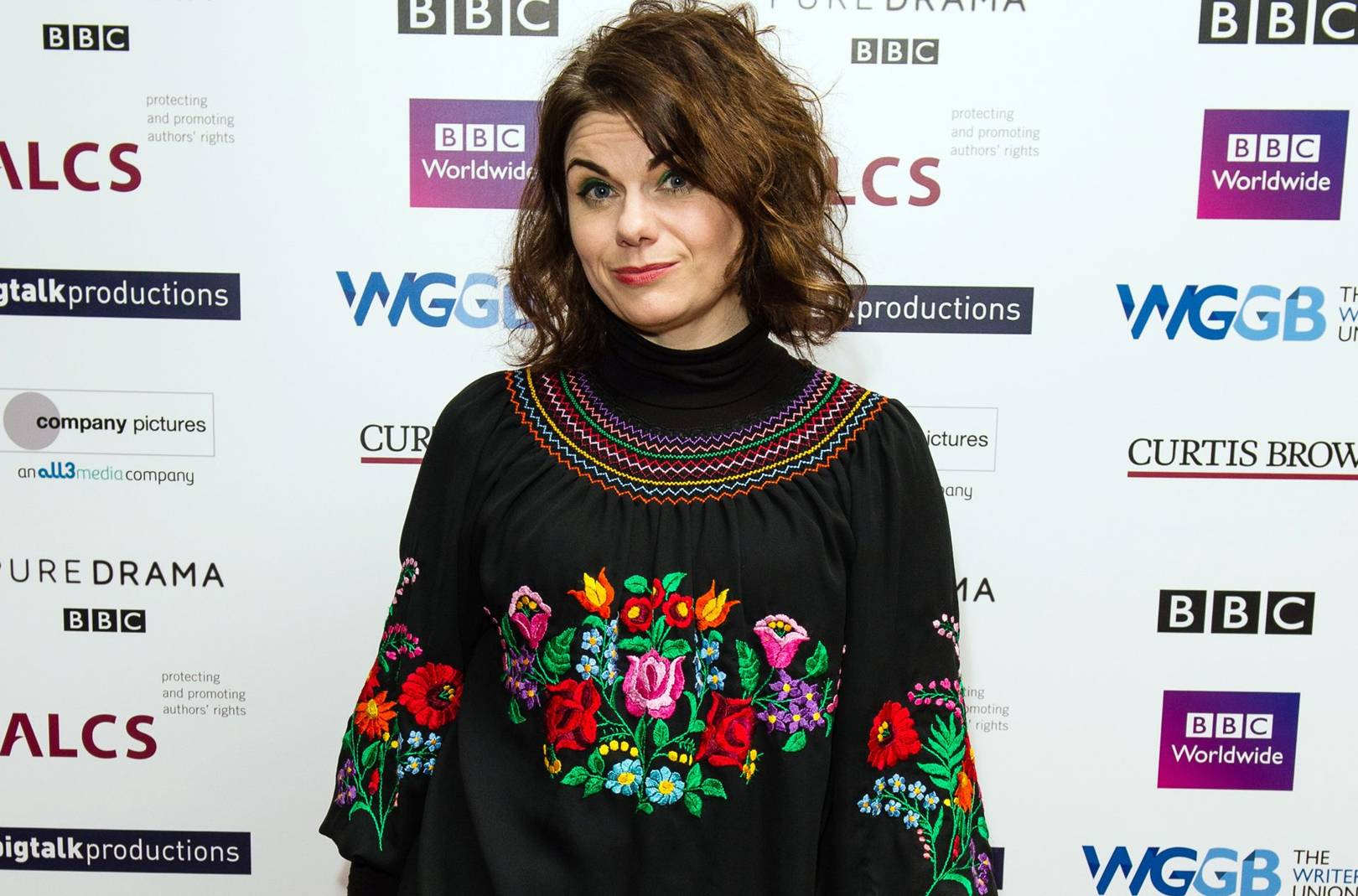Caitlin Moran Nude Photos 1