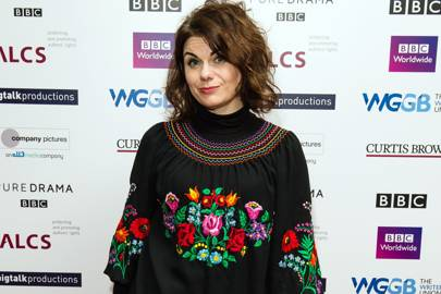 d3f398c53d2b Caitlin Moran  Women should be doing great things not worrying about thigh  gaps!