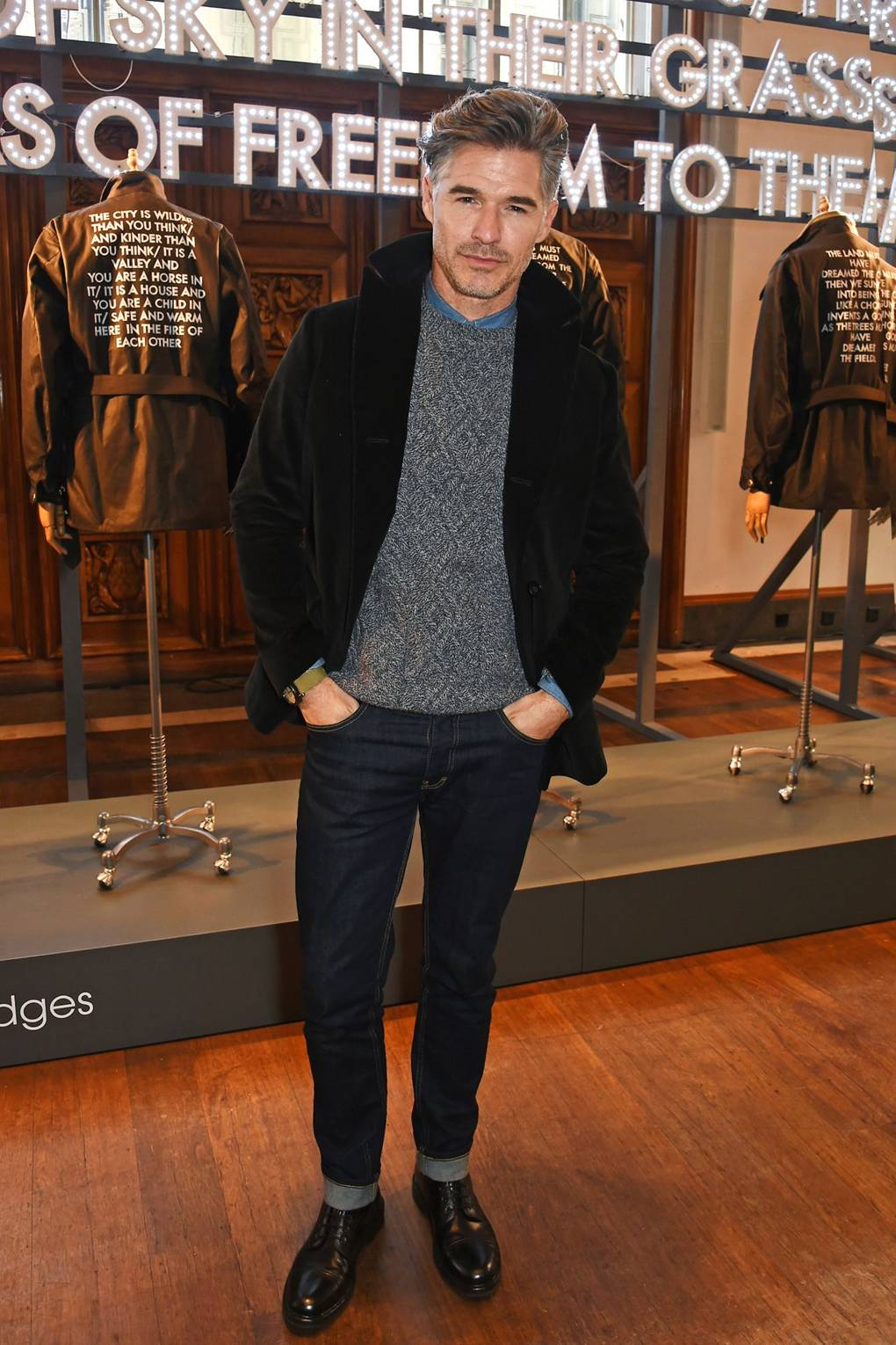 b9c46acd6411 Eric Rutherford style diary  London Fashion Week Men s