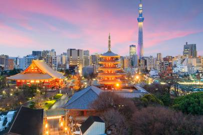 The coolest things to do in Tokyo