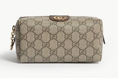 Gucci Ophidia Coated Canvas Bag