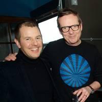 Simon Gresham-Jones and Jason Barlow