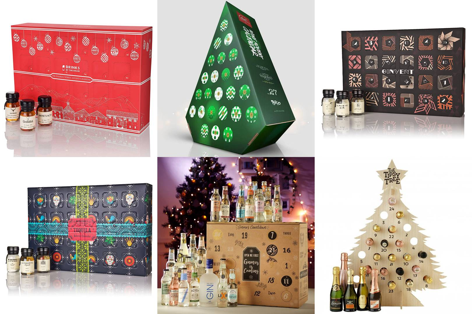 Best Advent Calendars 2018 For Christmas Luxury British Gq