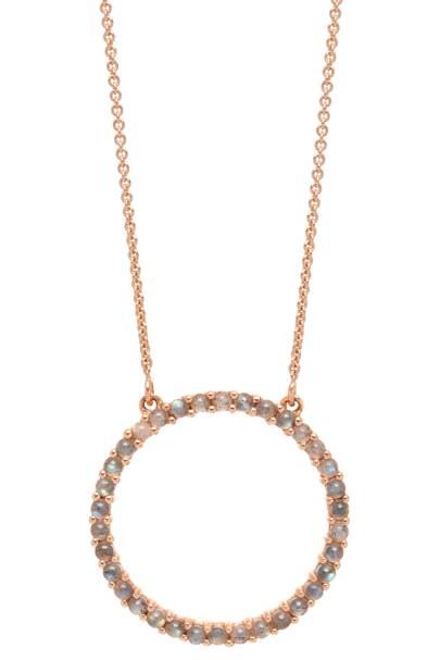 Lola Rose charm necklace