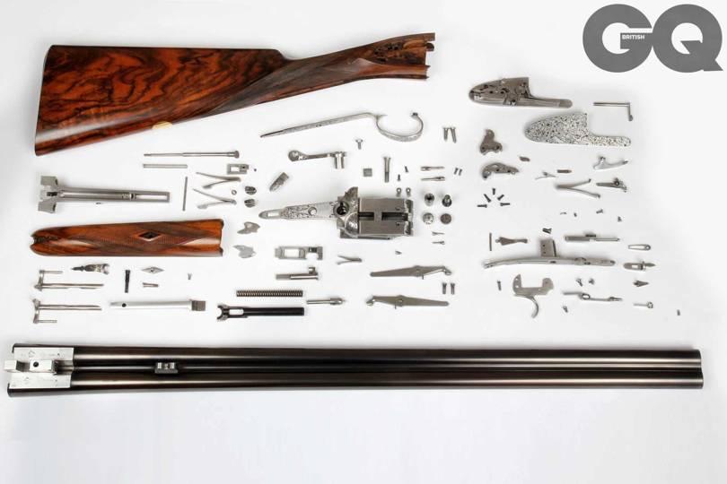What s inside a Holland   Holland shotgun    British GQ