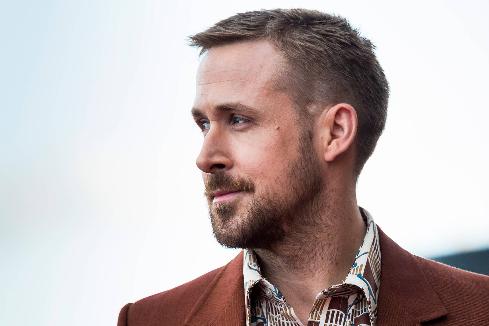 How To Get Ryan Gosling S Haircut British Gq