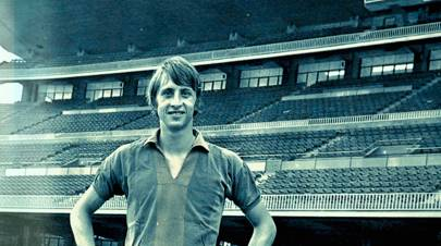Barcelona to name new training ground stadium after club legend Johan Cruyff