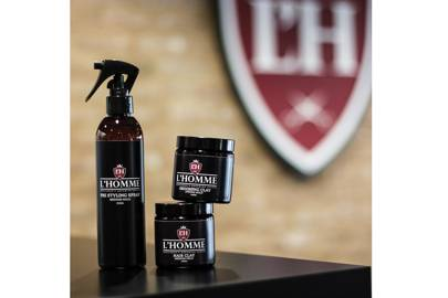 Grooming Products by L'Homme Gentleman's Grooming Lounge