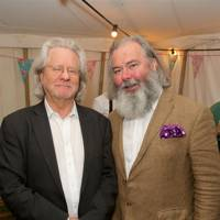 A C Grayling and John Mitchinson