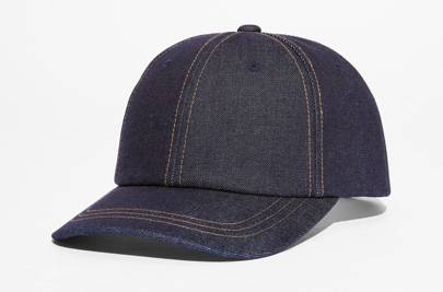 Levi's denim baseball cap